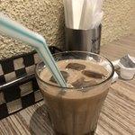 106277227 - ドリンクバーのアイスコーヒー
