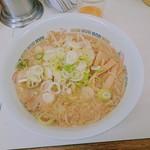 ホープ軒 - ラーメン  750円