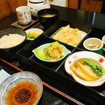 季節料理池宮 - お昼のランチ❤︎