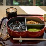 廚菓子くろぎ - 料理写真: