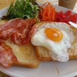 Racines FARM to PARK - 卵がプルンプルンのトローン
