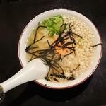 BONZO - お茶漬け(鮭)380円+税 2019/01