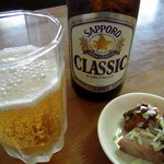 ラーメンの店 ウインズ2 - ビールはクラシック! つまみつき