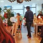 福菱 Kagerou Cafe - 意外と広めのカフェ