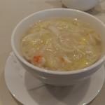 106295822 - 蟹とフカヒレの麺