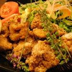 106296914 - 鶏の唐揚げ(VIPコース)