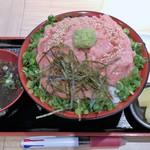 106297120 - たっぷりネギトロ丼 700円