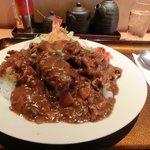 食べ処呑み処 柳ばし - 特製カレー