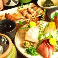 四季酒菜 かえん - 串焼きはもちろんのこと魚も野菜も!こだわりはただ単純に旨いこと。