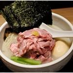 真鯛らーめん 麺魚 - 料理写真:特製真鯛らーめん 1000円 鯛ラーメンの最高峰です。