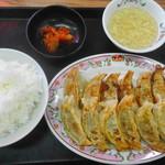 106303329 - 餃子定食W