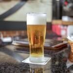ピノッキオ - ☆生ビール 600円