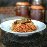 ピノッキオ - ☆シシリアンスパゲッティ 1300円