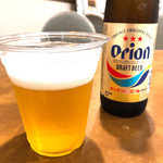 OKステーキ - オリオン小瓶