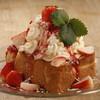 THE PARK - 料理写真:【期間限定】苺のハニートースト