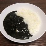 ご縁しょっぷ よし家 - 備長炭カレー(ぶどう山椒入り)