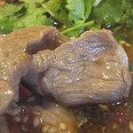 火鍋麺  - 羊火鍋麺 羊肉アップ(2011/12)