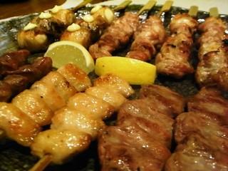 四季酒菜 かえん - 勉強がてらいろいろ食べに行きましたがやっぱり「かえん」の串が一番旨いと感じる今日このごろ・・・