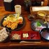 うまいもん屋 櫻 - 料理写真:鶏の唐揚げ定食A 890円(税込)