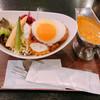茶房クレイン - 料理写真:ロコモコ丼!