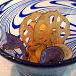 FARO - 根菜のチップス