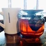 ネイバーフッドアンドコーヒー - ほうじ茶