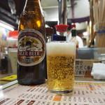 二色 - ビールでかんぱーーーい!!