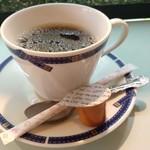 レスト - 予想外のコーヒーサービス。