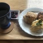 珈琲茶屋 あうん亭 - 料理写真: