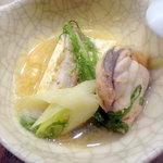 キンペイ - あんこう鍋ハーフ肝味噌仕立て1,400円