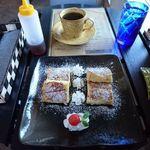 CAFE KIKI - フレンチトーストセット@CAFEKIKI