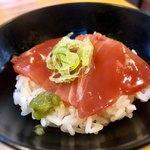 106336408 - ミニマグロ丼 300円