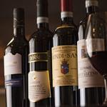 イタリアンレストラン アランチーニ 桜上水 - イタリア産ワイン