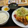ゾーミン - 料理写真:唐揚げ定食