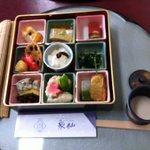 精進鉄鉢料理 泉仙 - ゆば懐石 1 メイン