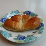 ロワール光月堂 - 料理写真:メープルクリームパン
