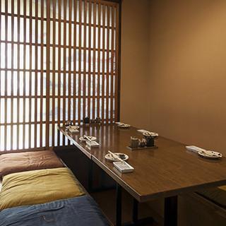 趣きのある雰囲気が自慢◎日本の良さが味わえる和空間でお寛ぎを