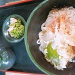 三太郎 - 天おろし 冷たい麺