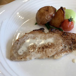 レストラン&me - 秀麗豚の味噌漬け焼き