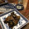 時代家 - 料理写真:お通し。美味しいが600円近く!?