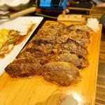 和食 縁 蕎麦切り - 焼き餃子