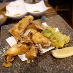 和食 縁 蕎麦切り - 魯山人が愛した味 鯛の唐揚げ