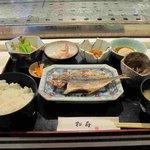 旅館 松寿 - 料理写真:朝飯(1人1泊朝¥5300)