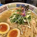 麺屋 信成 - 料理写真:コク塩+味玉