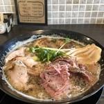 肉麺ひだまり庵 - 料理写真: