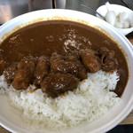 カレー専門店 KEN - [2018/4]カキWカレー