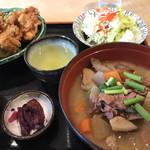 四季美谷温泉  - 料理写真: