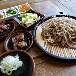 雁川 - 料理写真:お蕎麦
