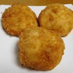 尾島商店 - カニクリームコロッケ3個