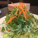 しゃぶ葉 - 料理写真:ネギましましで食べるしゃぶしゃぶ(2019.04.現在)